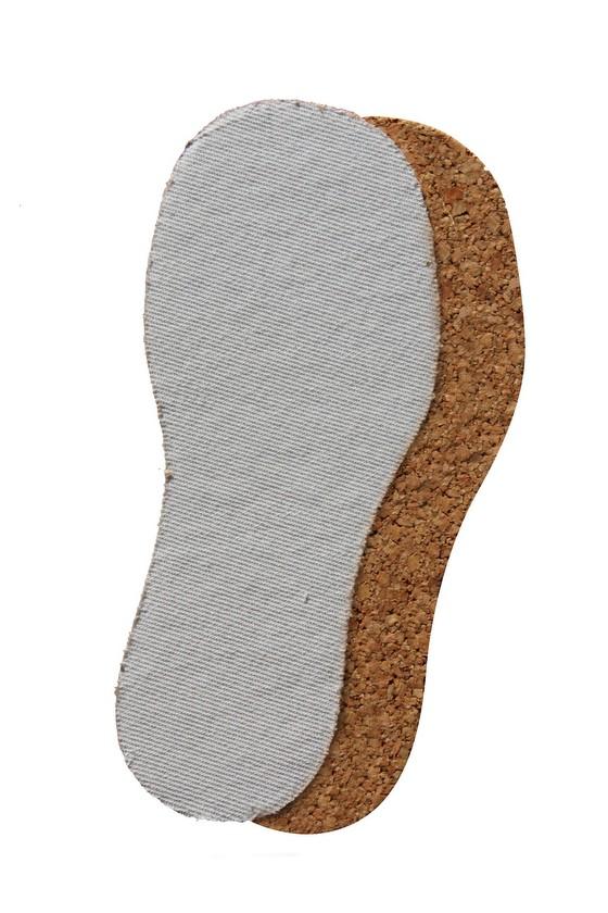 Children's cork with cotton