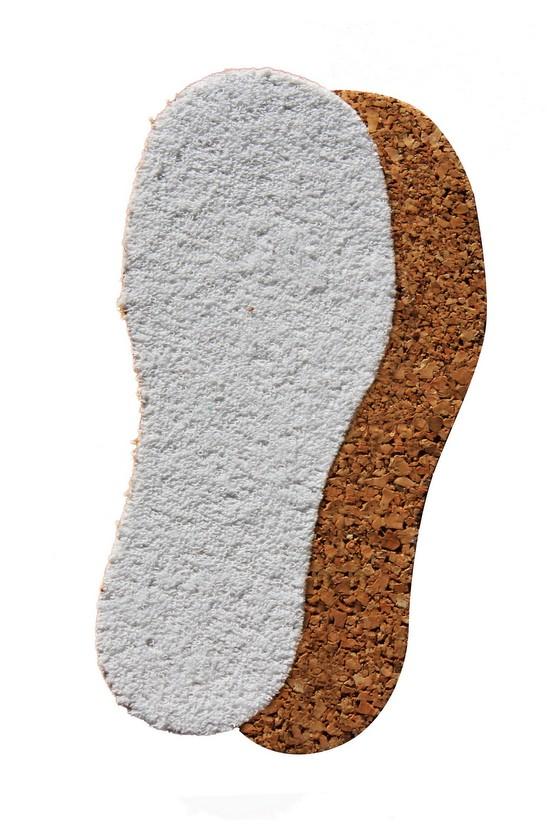 Children's cork with fern
