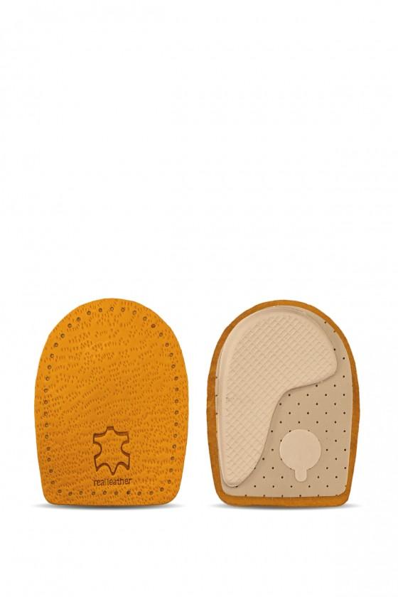 Heels for lopsided heels