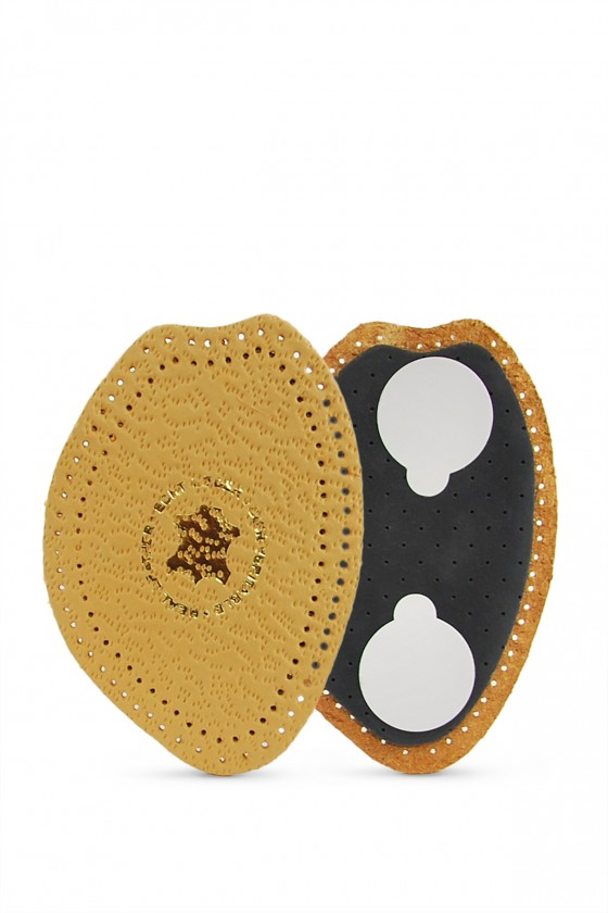 Pecari leather half-inserts