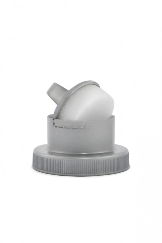 Applicator with nut
