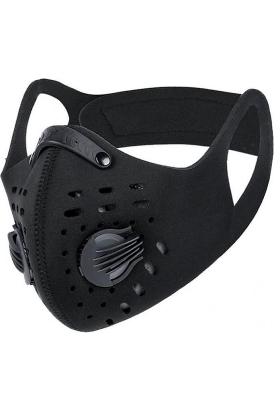 Neoprene cycling mask